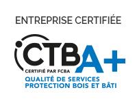 Entreprise certifiée CTBA+